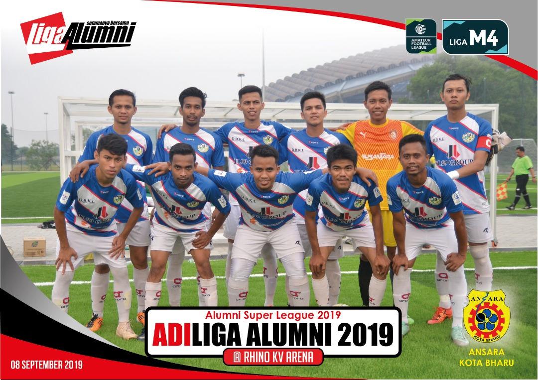 Pasukan Ansara KB 2019
