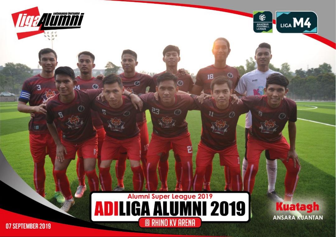 Pasukan Ansara Kuantan 2019