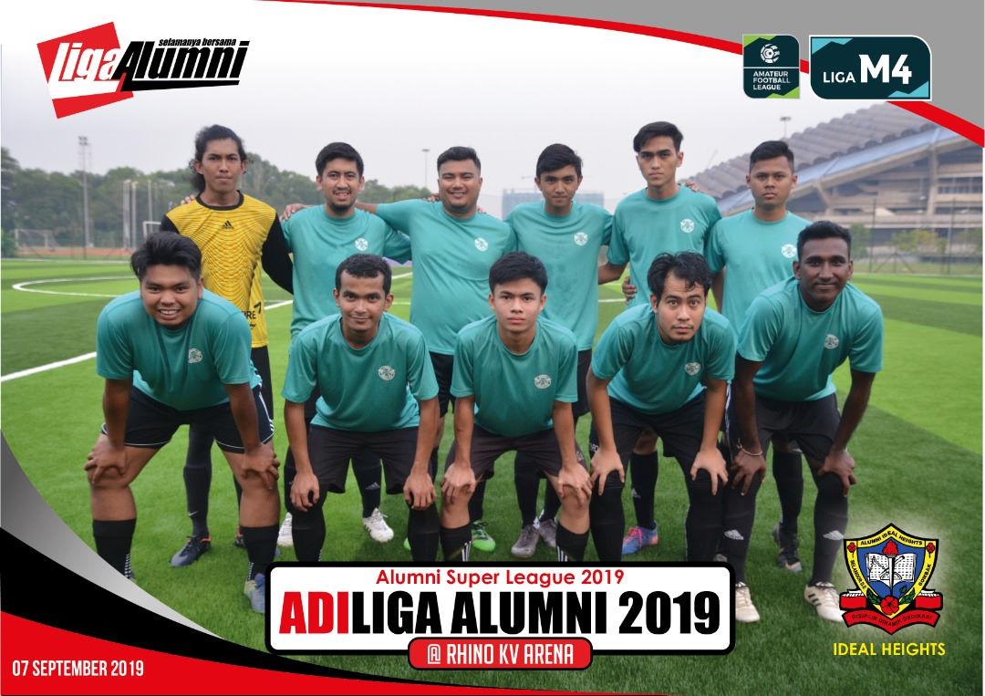 Pasukan Ideal Heights 2019