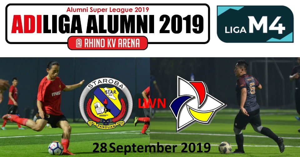 AdiLiga Alumni 2019 STAROBA v IKMAL