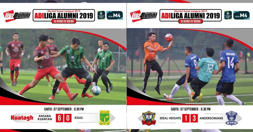 10 Gol Di Hari Pertama AdiLiga Alumni Dan Jaringan Terpantas Musim Ini