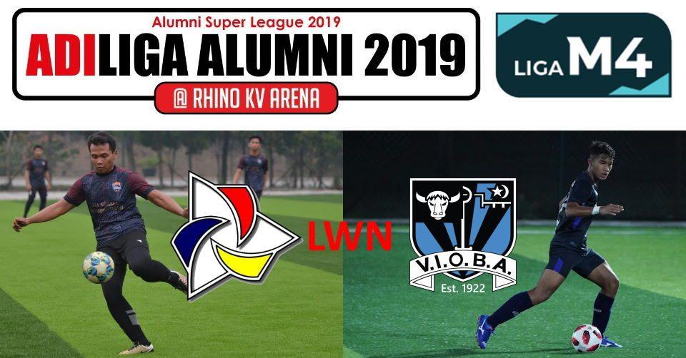 AdiLiga Alumni 2019 IKMAL v VIOBA