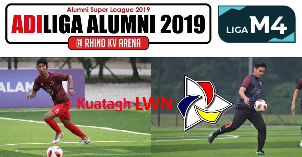 AdiLiga Alumni 2019 Ansara Kuantan lwn IKMAL