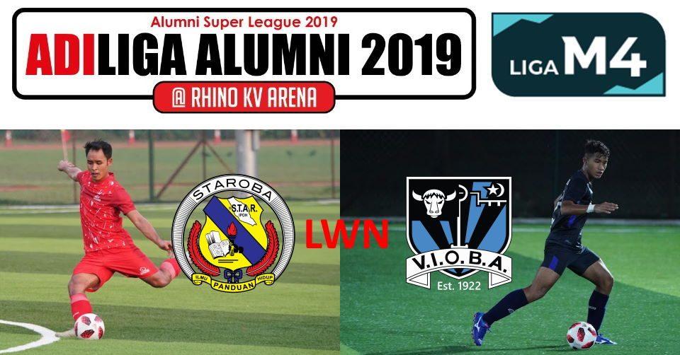 AdiLiga Alumni 2019 STAROBA v VIOBA